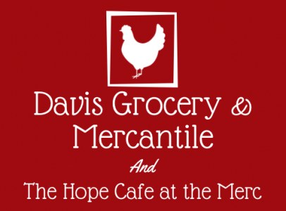 Davis Grocery & The Hope Cafe at the Merc
